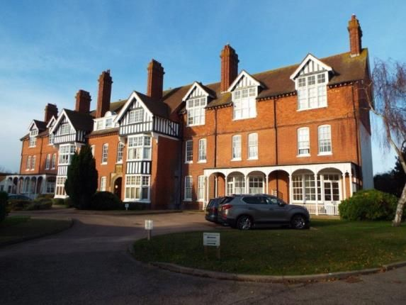 Thumbnail Flat for sale in Lyon Close, Clacton On Sea, Essex
