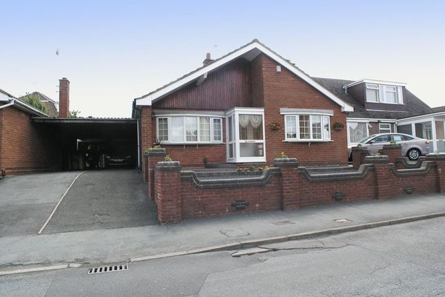 3 bed detached bungalow for sale in Scotts Green Close, Dudley