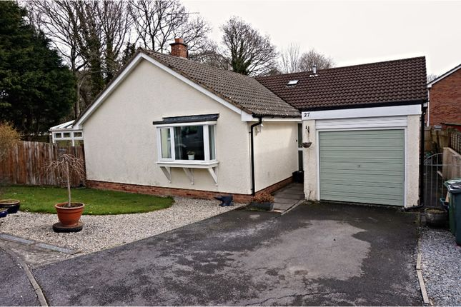 Thumbnail Detached bungalow for sale in Kiln Close, Bovey Tracey