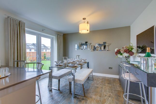 "3 bedroom detached house for sale in ""The Leith"" at Fairlie, Largs"