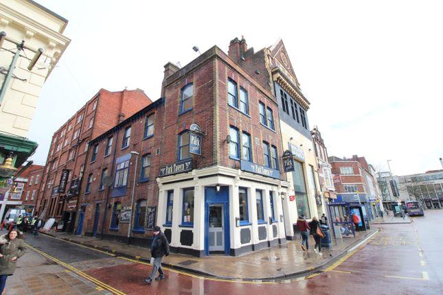 Thumbnail Studio to rent in Edinburgh Road, Portsmouth, Hampshire