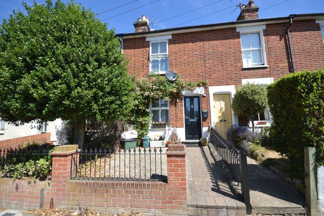 Thumbnail Terraced house for sale in Manor Road, Colchester