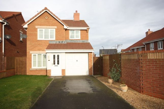 Thumbnail Detached house for sale in Burley Close, Skelton-In-Cleveland, Saltburn-By-The-Sea