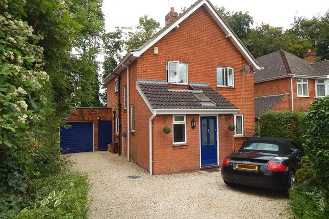 Thumbnail Detached house to rent in Highlands Road, Harnham, Salisbury
