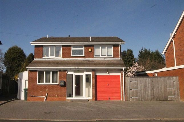 Thumbnail Detached house for sale in Bell End, Rowley Regis