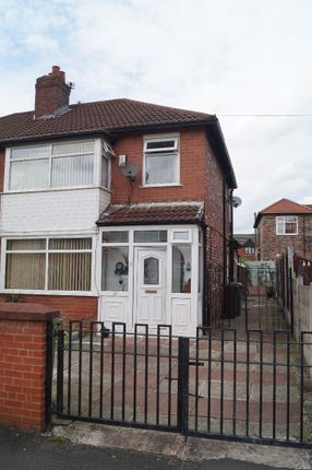 Thumbnail Semi-detached house for sale in Farrant Rd, Longsight, Manchester