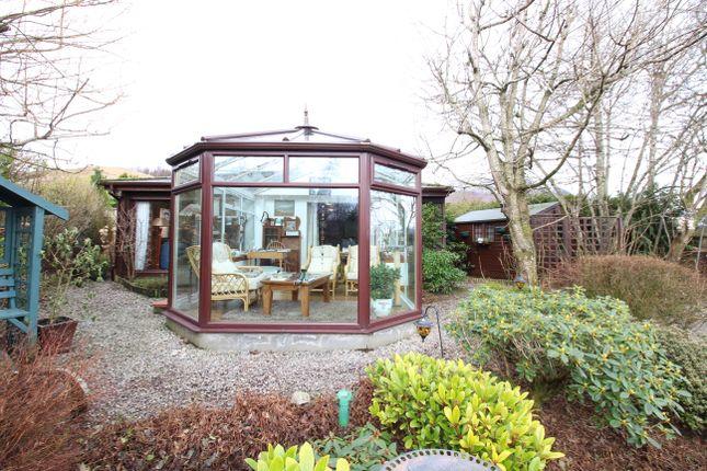 Thumbnail Detached bungalow for sale in Kirkton Road, Lochcarron