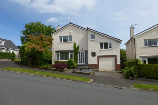 5 bed detached house for sale in Bain Crescent, Helensburgh