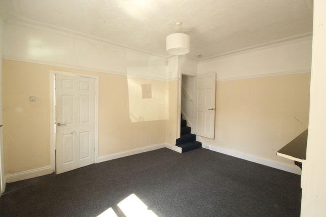 Living Room of Washington Street, Halifax, West Yorkshire HX3