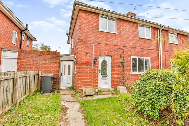 3 bed semi-detached house to rent in Deerness Grove, Esh Winning, Durham DH7