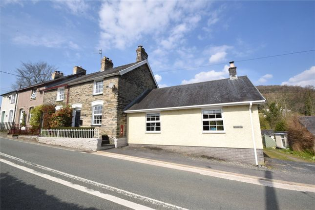 Thumbnail End terrace house for sale in Upper Cwrt, Cwrt, Pennal, Machynlleth