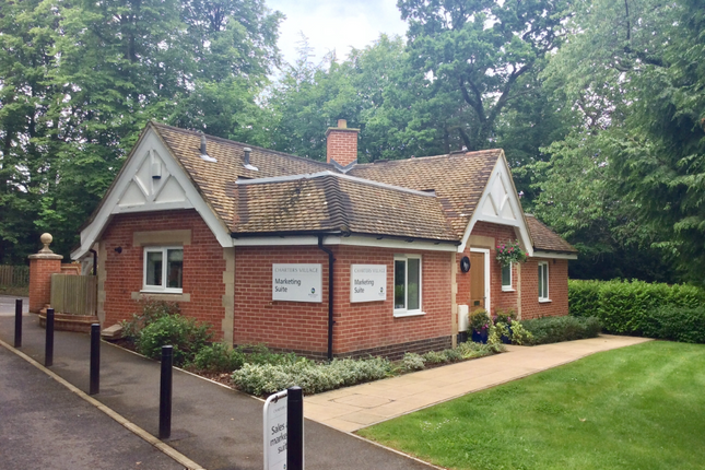 Thumbnail Bungalow for sale in New Build, The Lodge, Charters Village, West Sussex
