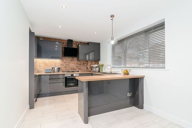 Thumbnail Terraced house for sale in Sewell Road, Abbeywood Park