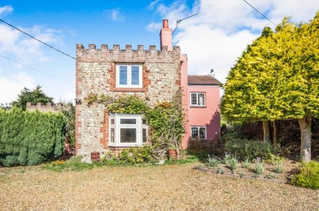 Thumbnail Detached house for sale in Tumbler Hill, Swaffham