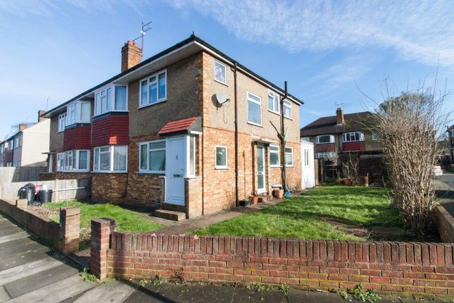 Thumbnail Maisonette for sale in Field End Road, Ruislip