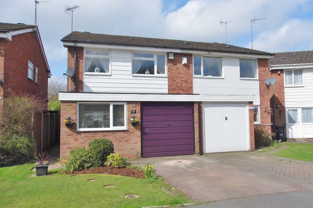 Thumbnail Semi-detached house for sale in Malcolm Grove, Rednal, Birmingham