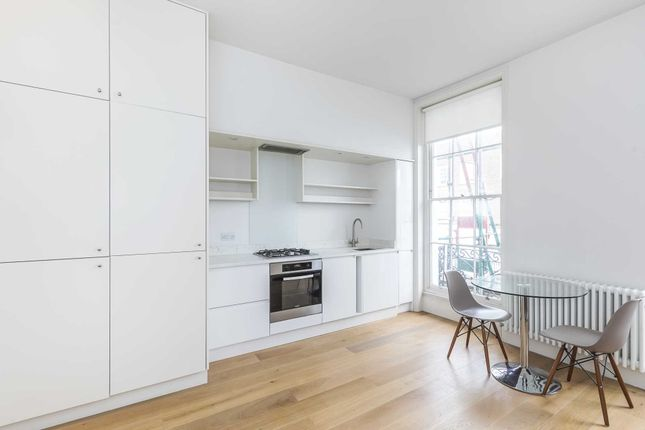 Thumbnail Flat to rent in Copenhagen Street, Islington