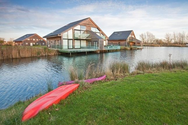Thumbnail Semi-detached house for sale in Waters Edge, South Cerney, Cotswolds