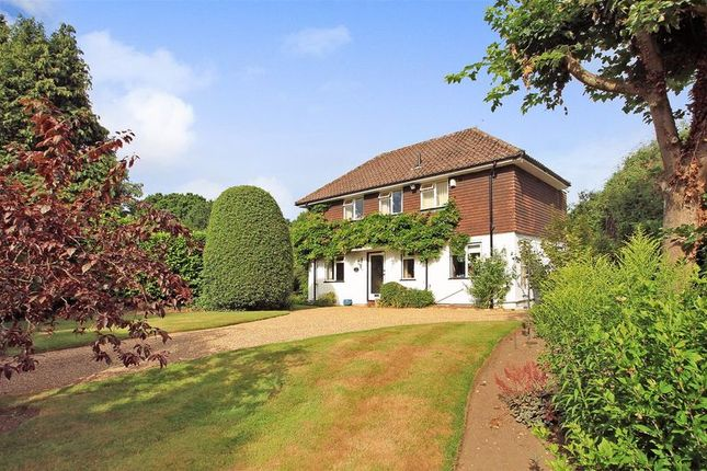 Thumbnail Detached house for sale in The Street, West Clandon, Guildford