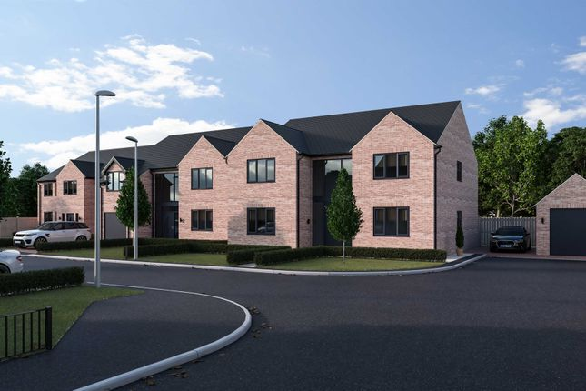 Thumbnail Detached house for sale in Meadow Court, Dinnington, Sheffield