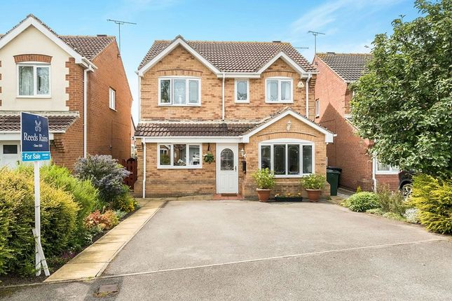 Thumbnail Detached house for sale in All Saints Meadows, Laughton Common, Dinnington, Sheffield
