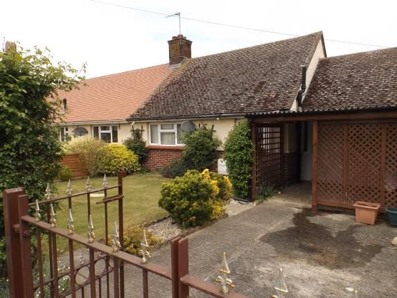 Thumbnail Bungalow for sale in Lawford, Manningtree, Essex