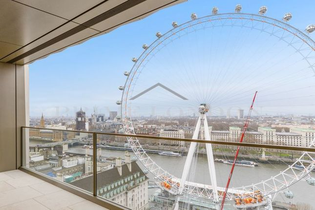 Thumbnail Flat to rent in Belvedere Gardens, Southbank Place, London