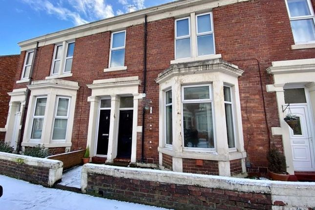 Thumbnail 3 bed flat for sale in Donkin Terrace, North Shields