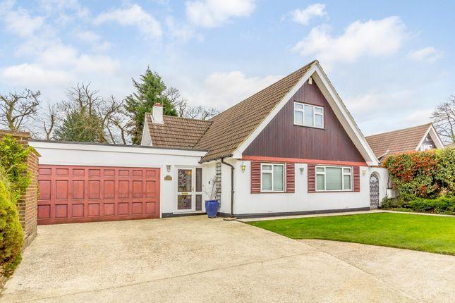 Thumbnail Detached house for sale in Hardcourts Close, West Wickham, London