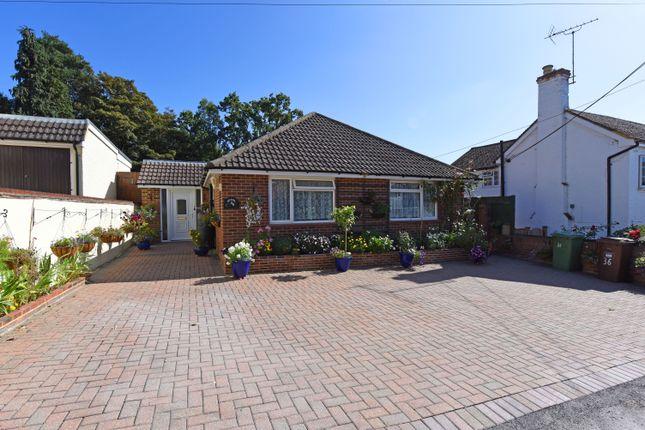 Thumbnail Detached bungalow for sale in New Road, Sandhurst