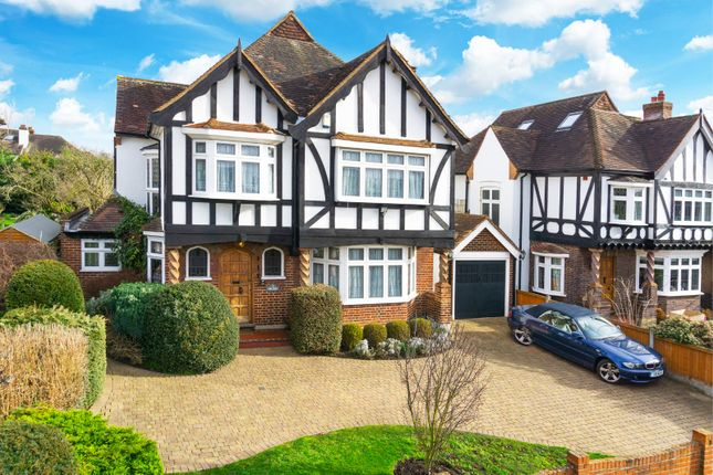 Thumbnail Detached house for sale in Beresford Drive, Woodford Green, Essex