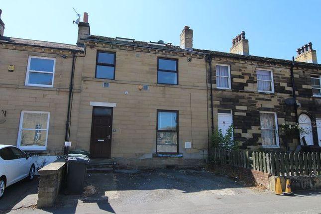 Thumbnail Terraced house to rent in Portland Street, Huddersfield