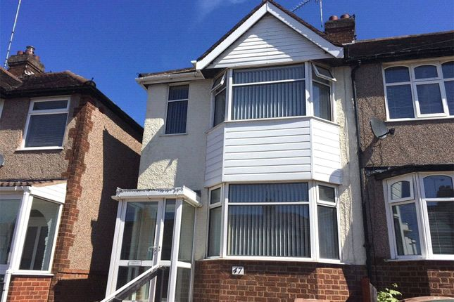 Thumbnail Property to rent in Thomas Landsdail Street, Cheylesmore, Coventry, West Midlands