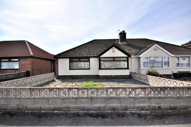 2 bed semi-detached bungalow for sale in Windermere Road, Fulwood, Preston, Lancashire