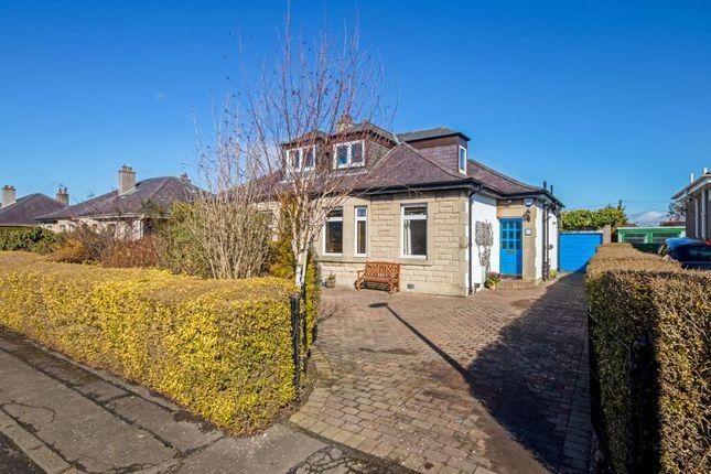 Thumbnail Semi-detached bungalow for sale in 7A Craigcrook Square, Edinburgh