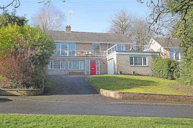 Thumbnail Detached house for sale in Wessington Park, Calne