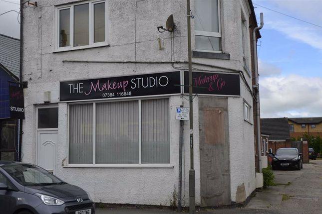 Thumbnail Retail premises for sale in Market Street, South Normanton, Derbyshire
