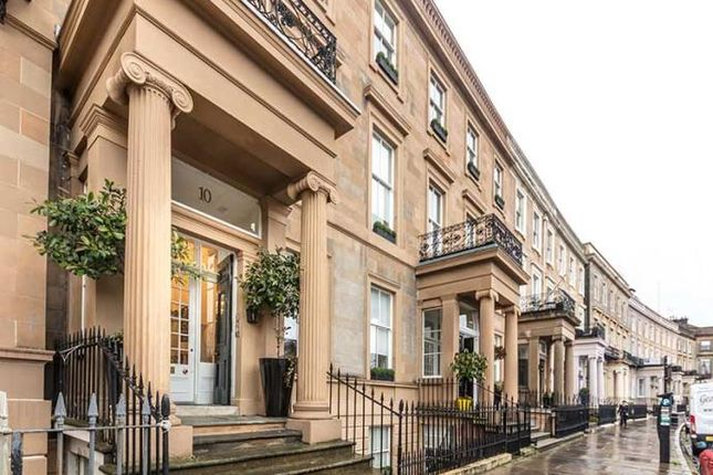 Thumbnail Semi-detached house to rent in Claremont Terrace, Glasgow