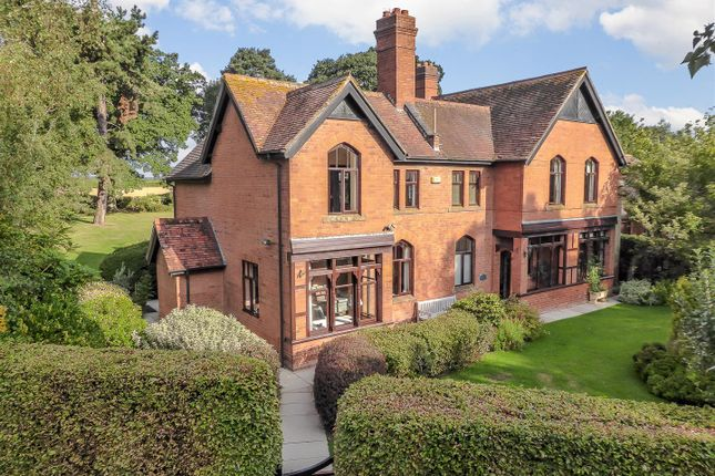 Thumbnail Detached house for sale in Hunt Paddocks, Off Rouncil Lane, Kenilworth, Warwickshire