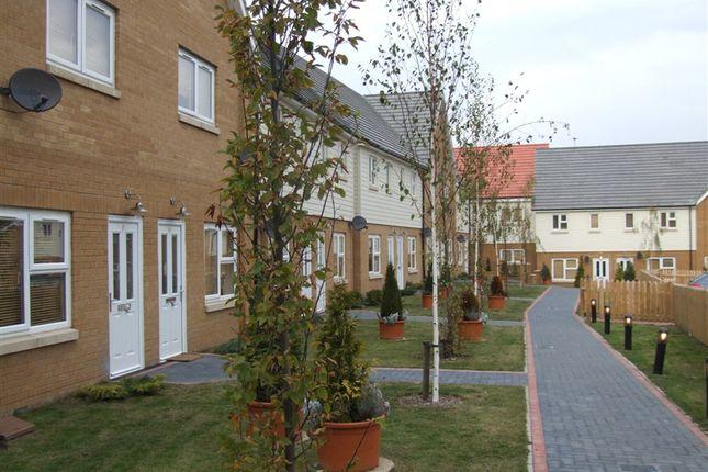 Thumbnail Flat to rent in Albert Road, Luton