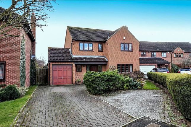 Thumbnail Detached house for sale in Anne Hathaway Drive, Churchdown, Gloucester