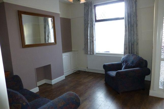 Living Room of Stocks Road, Ashton-On-Ribble, Preston PR2