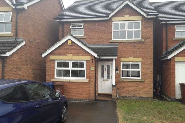 Thumbnail Detached house to rent in Brunswick Place, Banbury