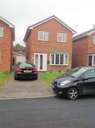 Thumbnail Semi-detached house to rent in Stanley Crescent, Uttoxeter