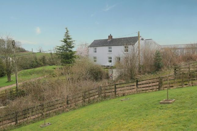 Thumbnail Detached house for sale in Crooked End, Ruardean