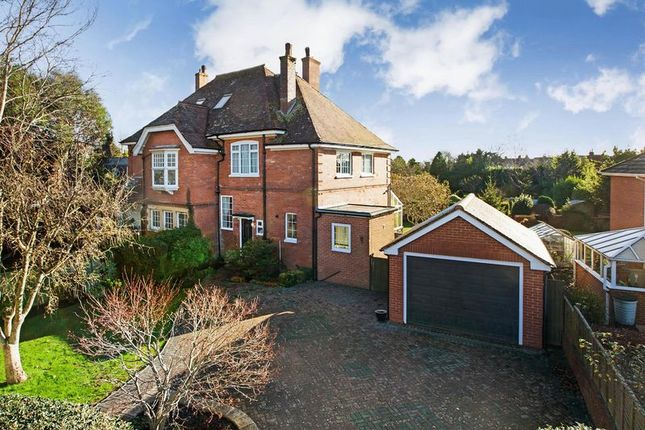 Thumbnail Semi-detached house for sale in Merton Lodge, Salterton Road, Exmouth