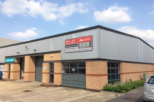 Industrial to let in 409 Montrose Avenue, Slough