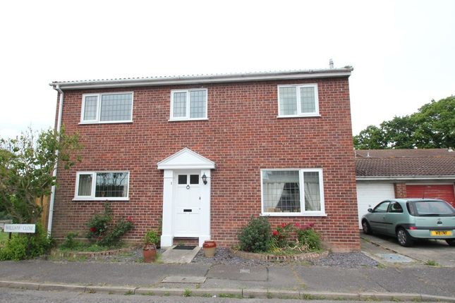 Thumbnail Detached house to rent in William Close, Wivenhoe, Colchester