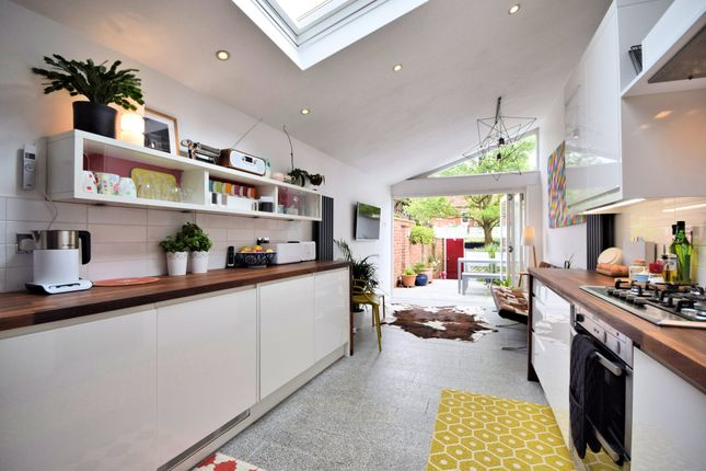 Thumbnail Terraced house for sale in College Road, Norwich