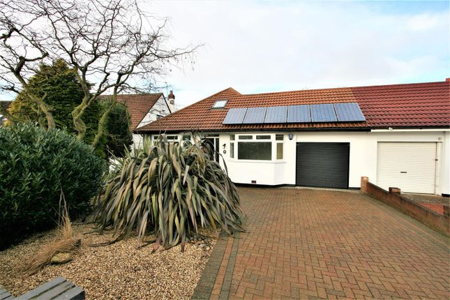 Thumbnail Bungalow for sale in Jenkins Avenue, Bricket Wood, St. Albans